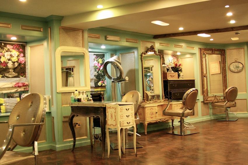 Fashion Beauty Salon: London Beauty: Taylor Taylor Hair Salon